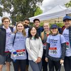 Mahajan Lab participates in the Stanford Ophthalmology Lookin' for a Cure for Ocular Melanoma 5K fundraiser. May 20, 2018