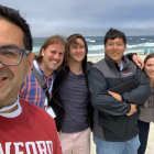The Mahajan Lab shared their latest research on the Calpain-5 protease and its contributions to ADNIV at the 2019  Biology of Calpains in Health and Disease Conference at the Asilomar in Pacific Grove, CA.